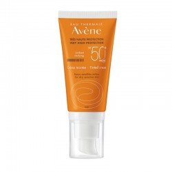 AVENE Crema Coloreada Piel Sensible SPF 50+ 50ml