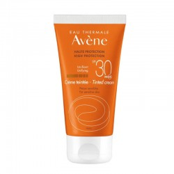 AVENE Crema Coloreada Piel Sensible SPF 30 50ml