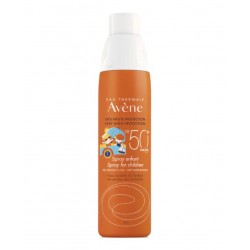 AVENE Spray Niños SPF 50+ 200ml