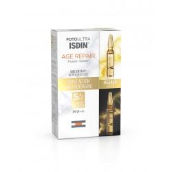 ISDIN Pack Foto Ultra Age Repair + Ampollas Flavo-C Día y Noche REGALO