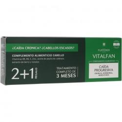 RENE FURTERER Vitalfan Anticaída Progresiva 60 Cápsulas + 30 GRATIS