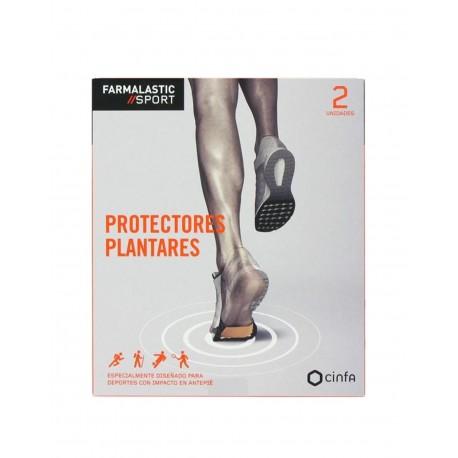 FARMALASTIC Sport Protectores Plantares Talla L