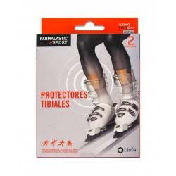 FARMALASTIC Sport Protector Tibial 2 Unidades