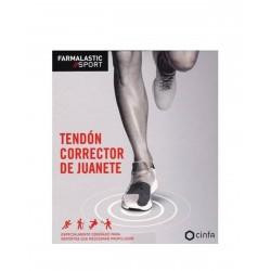 FARMALASTIC Sport Tendón Corrector de Juanete Talla M