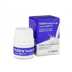 NUTIRA Forte to go Lactasa 30 Comprimidos SALVAT