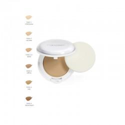 Avene Couvrance Crema Compacta Miel Nº4 Confort SPF 30