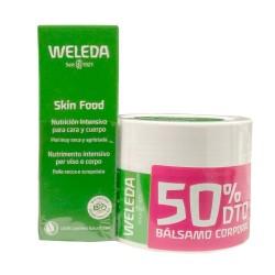 WELEDA Pack Skin Food Crema...