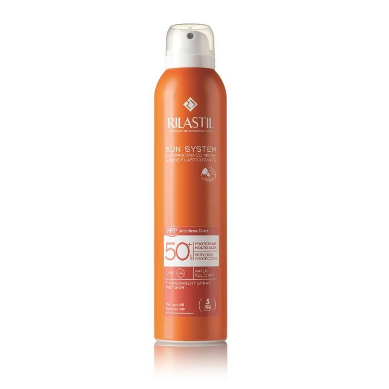 RILASTIL SUN SYSTEM Spray Transparente SPF50+ 200ml SUNLAUDE