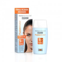 ISDIN Pack Fotoprotector SPF 50 Fusion Gel Sport + Fusion Water