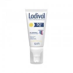 LADIVAL Gel-Crema Facial SPF 50+ Oil Free 50ml