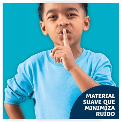 DODOT Happyjama Pañal Niño 4-7 años Calzoncillos Absorbentes 17 unidades