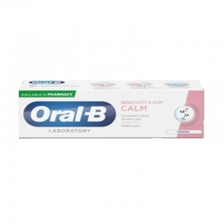 ORAL-B Pasta Dental Sensibilidad y Encías Calm Original 75ml