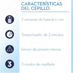 ORAL-B Cepillo Eléctrico 1 Limpieza Profesional Laboratory