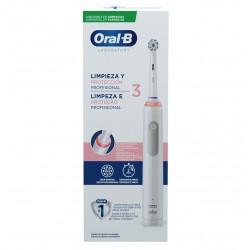 ORAL-B Cepillo Eléctrico Limpieza Profesional 3 Laboratory