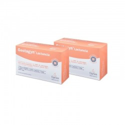 GESTAGYN Lactancia Pack duplo en Oferta 2x30 Cápsulas
