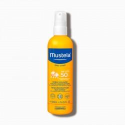 MUSTELA Spray Solar Bebés y Niños SPF50+ (200ml)