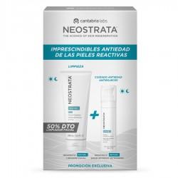 NEOSTRATA Restore Sérum Antiedad Antirojeces 30ml + Restore Limpiador Facial 200ml