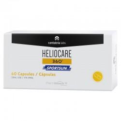 HELIOCARE 360º Sportsun 60 Cápsulas Orales