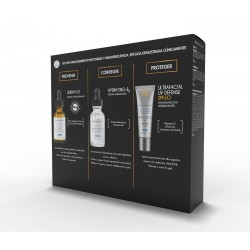 SKINCEUTICALS Sérum 10 (30ml) + Hydrating B5 (15ml) + Ultra Facial Defense UV 15ml PACK
