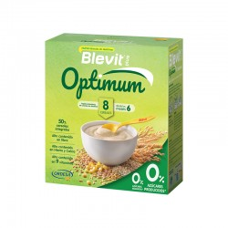 BLEVIT Plus Optimum Papilla 8 Cereales 400g