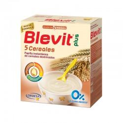 BLEVIT 5 Cereales Papilla 600g