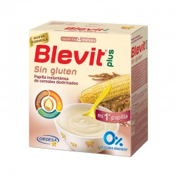 BLEVIT Sin Gluten Papilla 600gr