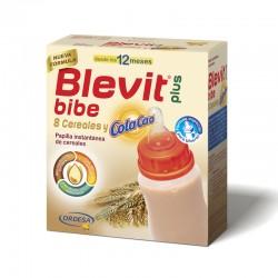 BLEVIT Plus Bibe 8 Cereales y Colacao 600gr