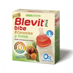 BLEVIT Plus Bibe 8 Cereales y Frutas 600gr
