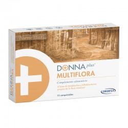 DONNA PLUS Multiflora 15 comprimidos