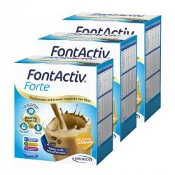 FONTACTIV Forte Café TRIPLO 3x14 Sobres