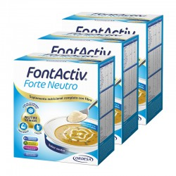 FONTACTIV Forte Neutro TRIPLO 3x10 Sobres