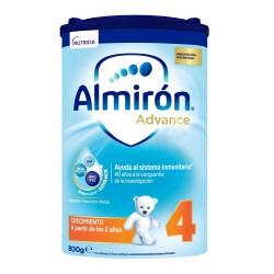 ALMIRÓN Advance 4 con Pronutra Leche de Crecimiento 800gr