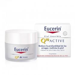 EUCERIN Q10 Active Antiarrugas Crema de Día Piel Seca 50ml
