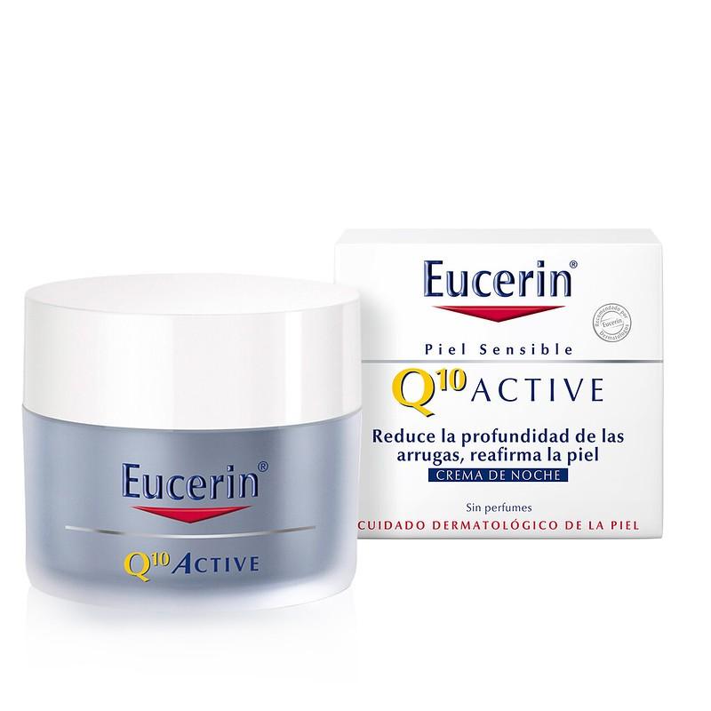 EUCERIN Q10 Active Antiarrugas Crema de Noche 50ml