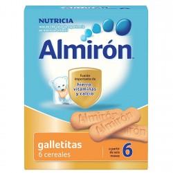 ALMIRÓN Galletas 6 Cereales 180g