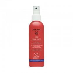 APIVITA Bee Sun Safe Spray Ultraligero SPF30 Cara y Cuerpo Hydra Melting 200ml