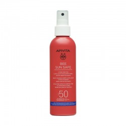 APIVITA Bee Sun Safe Spray SPF 50 Cara y Cuerpo Hydra Melting 200ml