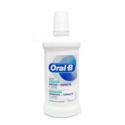 ORAL-B Enjuague Bucal Encías y Esmalte Care 500ml