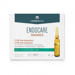 ENDOCARE Radiance C Oil Free Ampollas 30x2ml