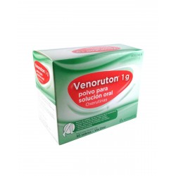VENORUTON 1G Polvo Solución Oral 30 Sobres
