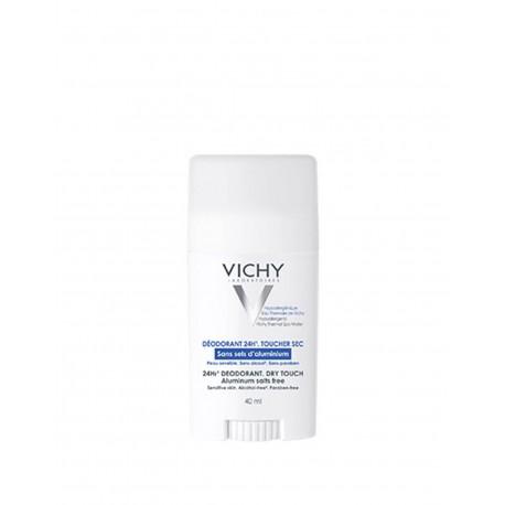 VICHY Desodorante Stick 24h Sin Sales de Aluminio 40ML