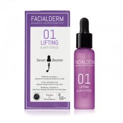 FACIALDERM Serum Booster 01 Lifting y Antiestrés 30ml