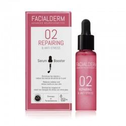 FACIALDERM Serum Booster 02 Reparador y Antiestrés 30ml