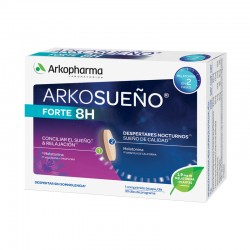 ARKOSUEÑO Forte 8H 30 Comprimidos