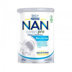 NAN Expert Pro Leche Sin Lactosa AL110 400g