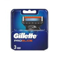 GILLETTE Fusion ProGlide Recambio 3 Cuchillas de Afeitar