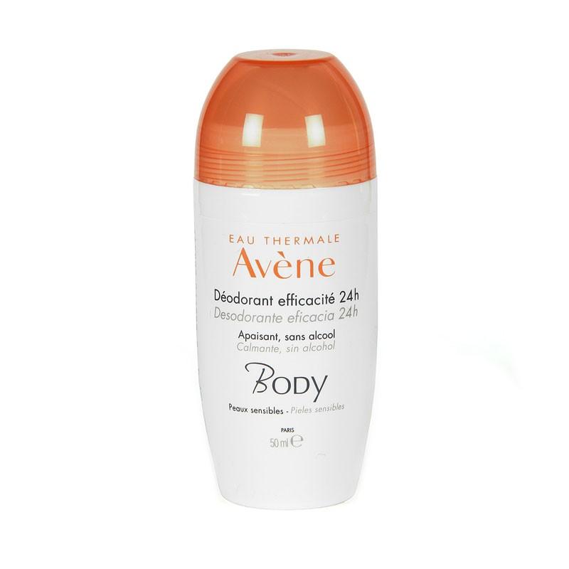 AVENE Desodorante Eficacia 24h 50ml