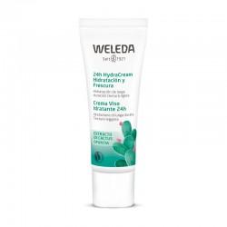 WELEDA Crema Facial HydraCream Hidratación y Frescura 24h Extracto de Cactus BIO 30ml