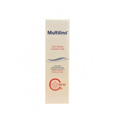 MULTILIND Gel Crema Limpiador Facial 125ML