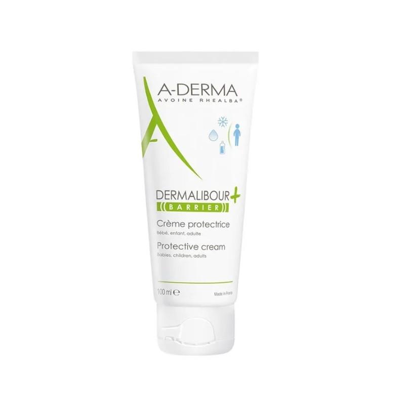 A-DERMA Dermalibour+ Barrier Crema Protectora 100ml